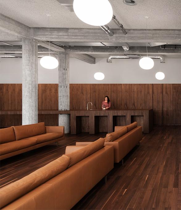 KAAN architects office