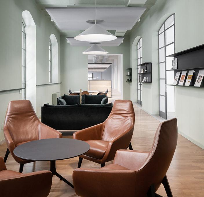 Robilant Associati office space